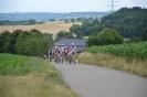 Anstieg nach Nussdorf
