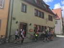 Ankunft in Rothenburg