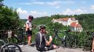 Blick auf das Schloss Haigerloch