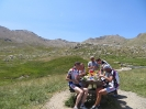 Picknick am Col de Bonette...