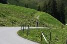 Friedmar eilt zum Glaubenbergpass