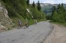 Auffahrt zum Col de la Croix
