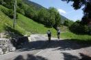 Hinauf zum Col de la Colombière
